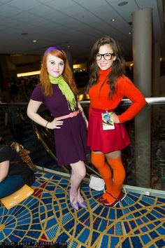 Daphne Black and Velma Dinkley | Dragon Con 2014 - Saturday #DTJAAAM