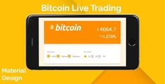 Bitcoin Live Trading . Bitcoin Live Trading is a PHP/JS script for sharing Bitcoin exchange trades on real-time.Your visitors will love to see latest bitcoin price with this great