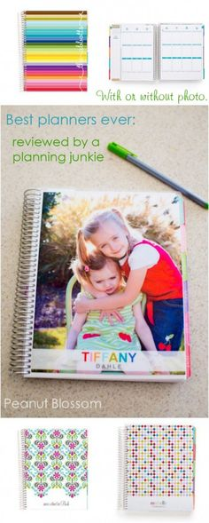 Best planner ever! A full review by an office supply addict and recovering project manager. I've used this planner for the last 2 years and it has been the best solution for a full-time mom, part-time professional writer.