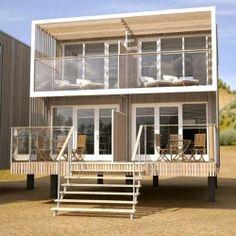 New beach villas, Hoek van Holland (North Sea) | Landal