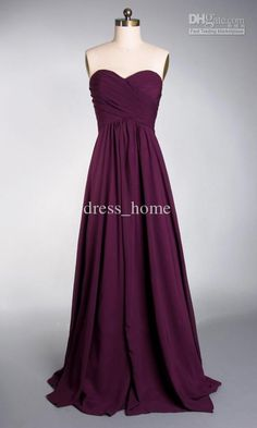 Wholesale Best Selling A Line sweetheart Sweep Train Chiffon Beach Bridesmaid dresses Pleated Sleveless Prom Dresses Real Sample Evening Dresses, Free shipping, $88.48-99.68/Piece | DHgate