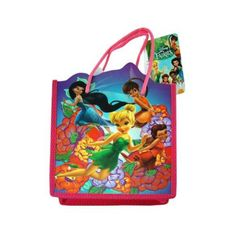 Tinkerbell and Fairies mini tote bag for only $2.03! Shop unbeatable prices now at maysmerchandise.com!