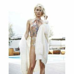 Who what wear - 3 - Claire Holt France Claire Holt, Strong Women, Sexy Women, Bikini Images, Knitwear Fashion, Old Actress, Perfect Woman, Sexy Body, Hottest Photos