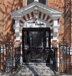 Langham Street, Van Dyck Mansions © Chris Redgrave/English Heritage