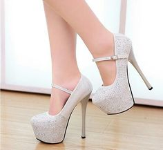 8c04060fa High Hells, Round Toe Pumps, Hot Shoes, Shoes Heels, Kinds Of Shoes