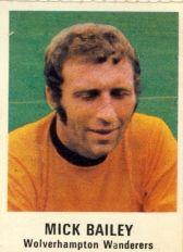 Mick Bailey Wolverhampton Wanderers