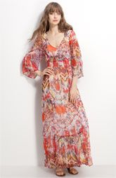 Lucky Brand 'Tali' Maxi Dress...cue for spring