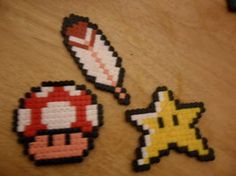 deviantART: More Like Mario Hama Beads by ~jazzyjazz666