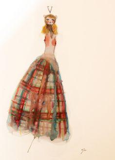 Allison Elizabeth Harvard - Vivienne Westwood