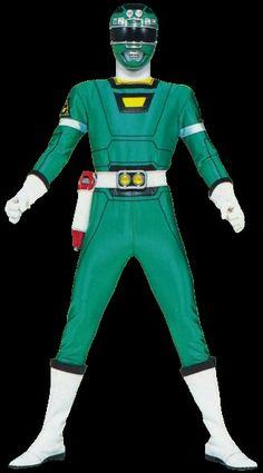 Green Turbo Ranger Power Rangers Turbo, Green Ranger, American Series, The Right Man, Actors, Black, Mystic, Guys, Red