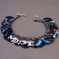 Monster Energy Drink Upcycled Bracelet