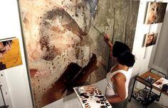 Pinturas fotorealistas de Alyssa Monks   Criatives   Blog Design, Inspirações, Tutoriais, Web Design