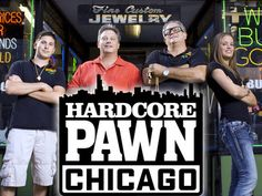 Hardcore Pawn Online