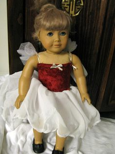Doll Dance Outfit by ShahanRose on Etsy, $10.00