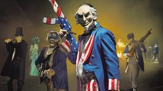 Download The Purge Election Year Movie 2016 Wallpaper 1920x1200