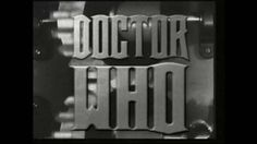 Doctor Who intro, if Doctor Who had started in the rather than the It's all rather Fritz Lang. By Nereusmedia on Vimeo. Doctor Who Series 9, Bbc Doctor Who, Sequence And Series, Title Sequence, First Doctor, 10th Doctor, William Hartnell, Fritz Lang, Crazy Man