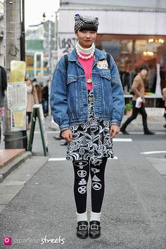 130113-0679 - Japanese street fashion in Harajuku, Tokyo #AMERICANAPPAREL #PINATRIPWITHAA