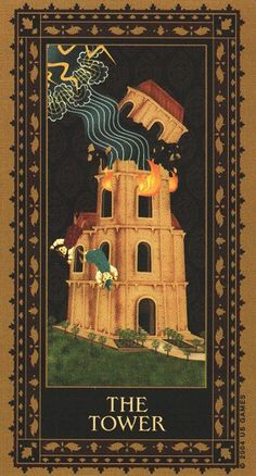 Tarot des chats médiévaux - La Maison Dieu
