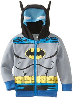 CAN DC Comics Baby Little Boys' Batman Fleece Masked Hood... https://www.amazon.com/dp/B00KA5NGRY/ref=cm_sw_r_pi_dp_aC6Hxb6CWAX3Z