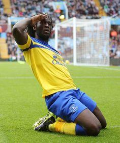 6 Attempts, 75% Shot Accuracy & 1 Goal Scored: Squawka Young Player Of The Weekend: Romelu Lukaku