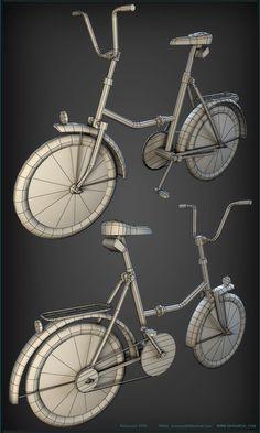 Moran Gal 3D Artist Portfolio