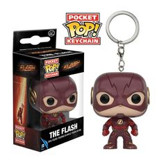 Pocket Pop! Keychain: The Flash