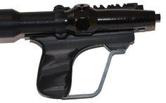 3d-print weapon - Pistole aus 3D-Drucker aus Trijexx Filament