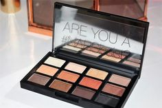 Nars palette alert! If you love warm bronzey shades you need to see the NARS Spring 2017 NARSissist Loaded Eyeshadow Palette. I have photos and swatches!