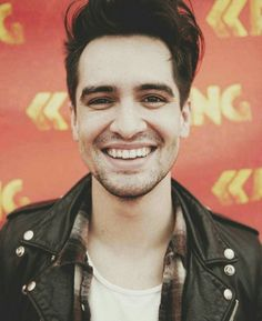 Brendon Urie Smiling