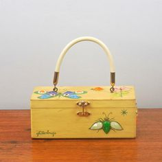 Enid Colling Box Purse