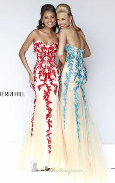 Sherri Hill 1921 Dress - MissesDressy.com