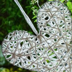 Add a heart to your wedding venue to show your love for each other