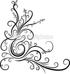 filigree tattoo idea