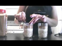 5 Days of Jar Meals Day 4: Instant Oatmeal - YouTube