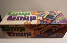 Did you ever Gnip Gnop?