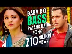 Pump up the bass, hit the dance floor & get grooving to 'Baby Ko Bass Pasand Hai' from 'Sultan'. Badshah's popular renditions have become chart busters recently. And with Vishal Dadlani, Ishita and Shalmali Kholga Bollywood Music Videos, Bollywood Movie Songs, Indian Wedding Songs, Wedding Music, Party Songs, Fun Songs, Sultan Salman Khan, Koi, Anushka Sharma