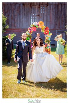 Emily + Pete: Wedding Photographers Spirit. Spontaneity. Harmony. www.emily-pete.com Lawrence. Kansas City. Beyond.  Rochester, Minnesota Farm Wedding Paper Flower Trellis
