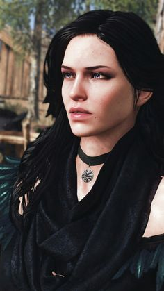 The Witcher: Yennefer