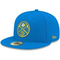 Youth New Era Light Blue Denver Nuggets Official Team Color Fitted Hat, Size: 6 Gucci Hat, Nba Store, New Era Fitted, Denver Nuggets, New Era Cap, Hats Online, Boston Celtics, Hats For Men, Light Blue