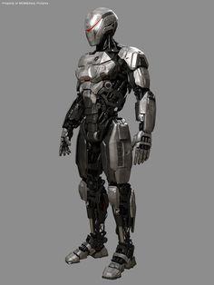 Robocop 2014 R1 robot