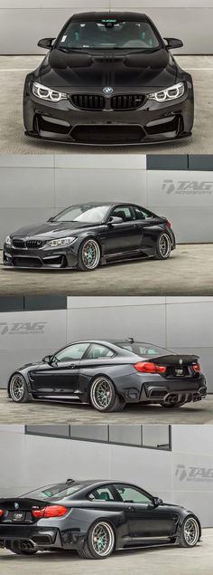 The Best-Looking BMW M4 by TAG Motorsports • Get more information of this car at www.tuningcult.com also get all the latest Car news, Latest Motor News, Latest Automobile News and tuning news.