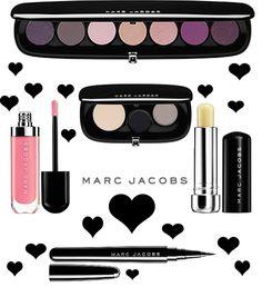 Marc Jabobs Beauty, NEW Marc Jacobs beauty cosmetics, Marc Jacobs makeup, Marc Jacobs cosmetics