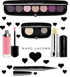 Marc Jabobs Beauty, NEW Marc Jacobs beauty cosmetics, Marc Jacobs makeup, Marc Jacobs cosmetics