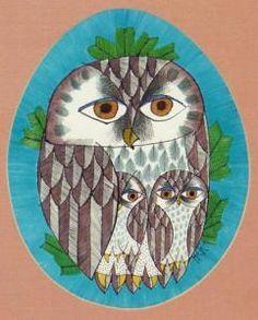 Celestino Piatti Owls #Celestino #Piatti #owls