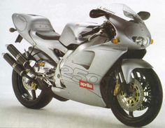 RS 250, 1997-1998
