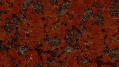 African Red Granite Kitchen Counter Island