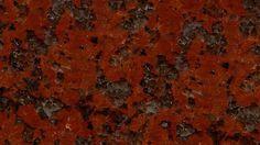 African Red Granite Kitchen Counter Island
