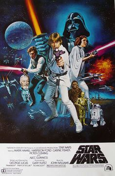 Star Wars IV - A New Hope (1977)