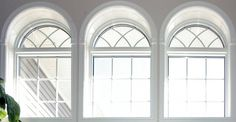 round colonial windows - Google Search