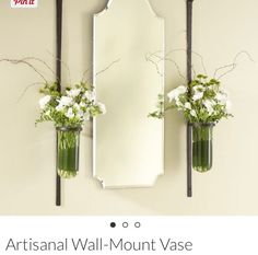 """Any wall mounted candle holders similar to these? <a href=""""http://imgur.com/Td7Pvoy"""" rel=""""nofollow"""" target=""""_blank"""">imgur.com/Td7Pvoy</a>"""